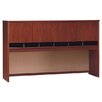 "Bush Business Furniture Series C: 43"" H x 71"" W Hutch  (4-Door)"
