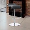 Fine Mod Imports Lem Adjustable Height Bar Stool