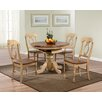 <strong>Sunset Trading</strong> Brookdale 5 Piece Dining Set