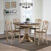 Sunset Trading Brookdale 5 Piece Counter Height Dining Set