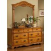Sunset Trading Brighton 7 Drawer  Dresser