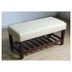 HomePop Entryway Storage Bench