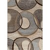 Central Oriental Providence Pearl Around the Block Rug