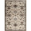 Central Oriental Providence Grey Transverse Area Rug