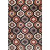 Central Oriental Tacoma Black/Multi Posy Small Rug