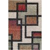 Central Oriental Tacoma Pearl Brigham Brown Area Rug