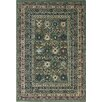 <strong>Central Oriental</strong> Images Geometric Seagreen Rug