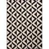 Jaipur Rugs Patio Ivory & Black Indoor/Outdoor Area Rug
