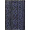 <strong>Jaipur Rugs</strong> Urban Bungalow Blue Tribal Rug
