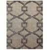 Jaipur Rugs City Ivory / Gray Geometric Area Rug