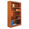 """<strong>Square Corner 60"""" Bookcase</strong> by Alera®"""