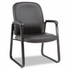 <strong>Genaro Series Mid-Back Leather Office Chair</strong> by Alera®