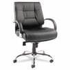 Alera® Ravino Big & Tall Series Leather Office Chair