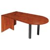 <strong>Valencia D-Top Desk Peninsula</strong> by Alera®