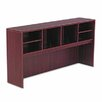 "Alera® Valencia Series 35.5"" H x 66"" W Desk Hutch"