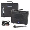 <strong>Audio Portable Buddy 50 Watt PA System</strong> by AmpliVox Sound Systems