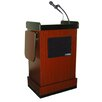 <strong>Multimedia Smart Computer Full Podium</strong> by AmpliVox Sound Systems