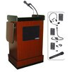 <strong>Smart Computer Lectern</strong> by AmpliVox Sound Systems
