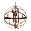 LightUpMyHome 12 Light Candle Chandelier