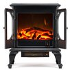e-Flame USA Townsend Electric Fireplace Space Heater