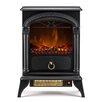 e-Flame USA Hamilton Electric Fireplace Space Heater