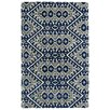 Kaleen Global Inspirations Blue/Grey Area Rug