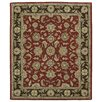 Kaleen Taj Red/Black Area Rug