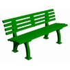 Putterman Athletics Courtside Park Bench