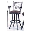 "<strong>Tempo</strong> New Rochelle 34"" Bar Stool with Cushion"