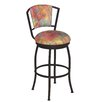 "Burbank 30"" Swivel or Stationary Bar Stool"