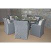 Wicked Wicker Furniture Wonderland 7 Piece Dining Set