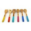 BergHOFF International CookNCo 6 Piece Bamboo Utensil
