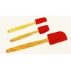 BergHOFF International 3 Piece Spatula Set
