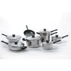 BergHOFF International CookNCo 14-Piece Cookware Set