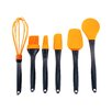 BergHOFF International Geminis 6 Piece Kitchen Utensil Set