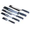 BergHOFF International ProSafe 5 Piece Soft Grip Cutlery Set