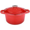 BergHOFF International Neo 5-qt. Cast Iron Covered Dutch Oven Red
