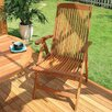 Vifah Vista Five Position Reclining Lounge Chair
