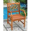 <strong>Atlantic Dining Arm Chair</strong> by Vifah