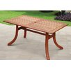 <strong>Atlantic Rectangular Dining Table</strong> by Vifah