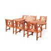 <strong>Patio 7 Piece Dining Set</strong> by Vifah