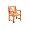 <strong>Balthazar Dining Arm Chair</strong> by Vifah