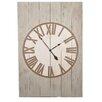 Brandt Works LLC Weathered Matthew Oversized Wall Clock