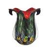 Dale Tiffany Wintrop Art Glass Vase