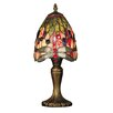 "Dale Tiffany Vickers 15"" H Table Lamp"