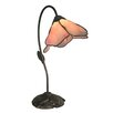 "Dale Tiffany Poelking 21"" H Table Lamp"