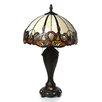 "Dale Tiffany Northlake 27"" H Table Lamp with Bowl Shade"