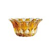 <strong>Dale Tiffany</strong> Monte Carlo Bowl in Amber