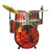 Next Innovations 3D Drums Wall Décor