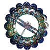 Eycatcher Kaleidoscope Dragonfly Wind Spinner